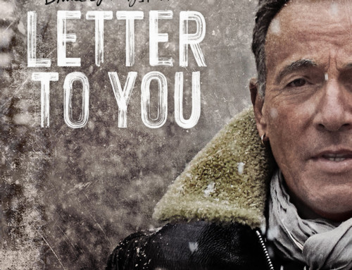 Bruce Springsteen – Letter To You – Columbia Records