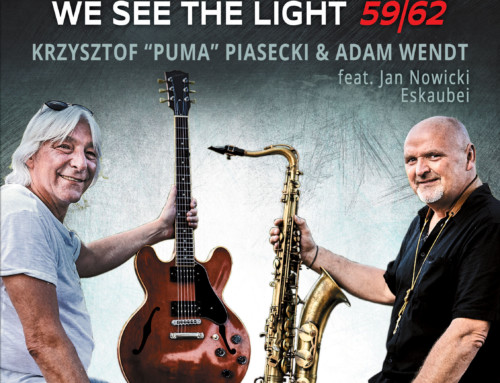 "Krzysztof ""Puma"" Piasecki/Adam Wendt –  We See the Light 59/62 – Soliton"