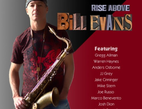 Bill Evans – Rise Above – CD Baby Records
