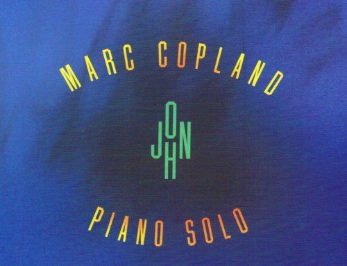 Marc Copland – John:Piano Solo – Illusions Mirage/Inner Voice Jazz/ Galileo Music