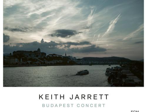 Keith Jarrett – Budapest Concert– ECM Records