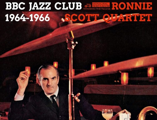 Ronnie Scott Quartet – BBC Jazz Club 1964-66 –  RnB Records