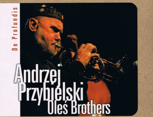 Andrzej Przybielski – De Profundis – Fenommedia