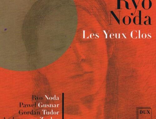 Ryo Noda – Les Yeux Clos – DUX Recordings