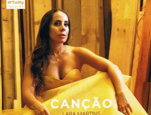 Lara Martins – Canção – Art Way Records