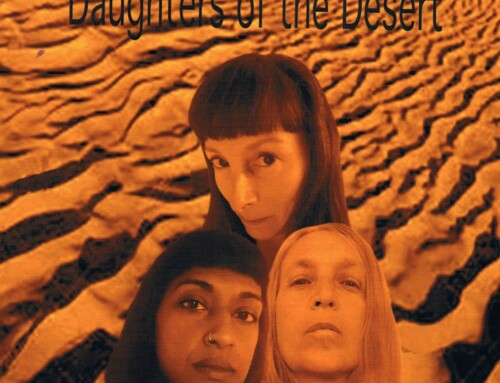 Daughters of the Desert – Sorrow Soothe – Esbe Music/New Cat Records