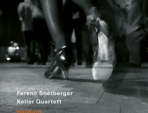 Ferenc Snétberger/Keller Quartett – Hallgato – ECM New Series