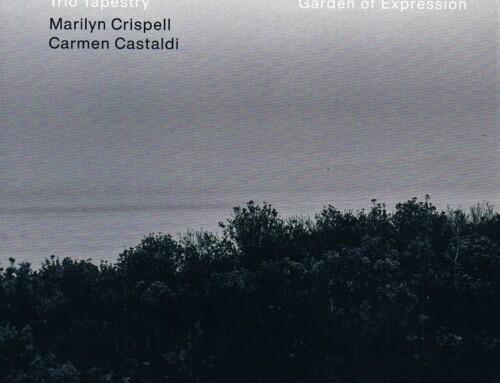 Joe Lovano/Trio Tapestry – Garden of Expression – ECM Records