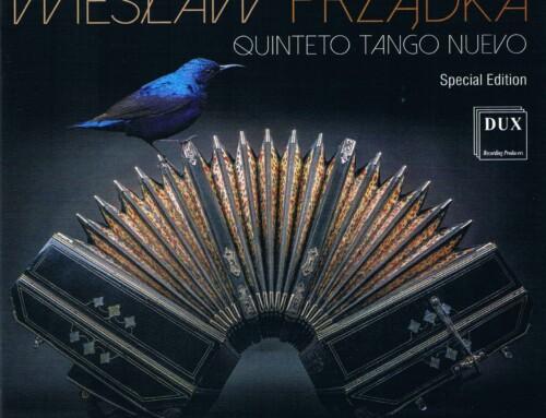 Wiesław Prządka/Quinteto Tango Nuevo – Astor Piazzolla:Los Pajaros Perdidos – DUX Recordings