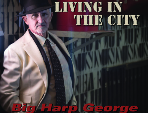 Big Harp George – Living in the City – Blues Mountain Records