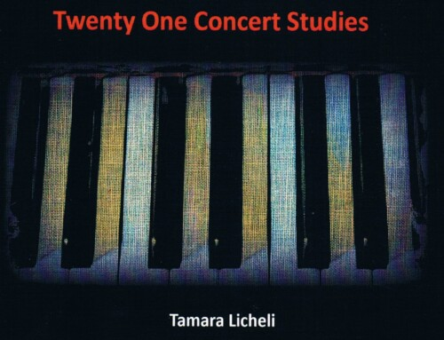 Michail Travlos/Tamara Licheli – Twenty One Concert Studies – Phasma Music