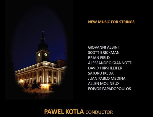 Calisia1/Calisia 2 – New Music for Strings – Phasma Music