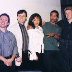 Maria Joao, Mario Laginha Band i Dionizy