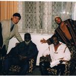 Phaorah Sanders Band i Dionizy