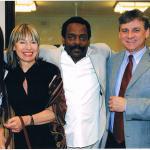 Valerie, Irena, David Murray i Dionizy