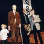 Rudi Mahal, Mark Taylor, Dionizy