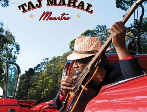 Taj Mahal –  Maestro – Head Up