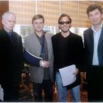Janusz Olejniczak, Dionizy, Al Di Meola, Andrzej Matusiak