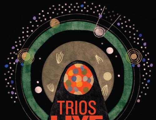 Joshua Redman – Trio Lives – Nonesuch Records